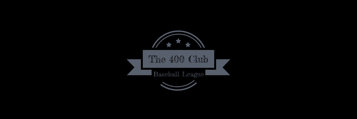 The 400 Club Baseball League